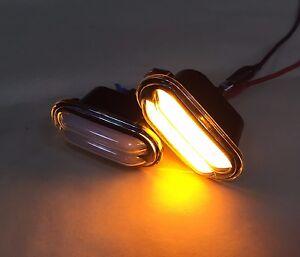 VW AMARKO/CADDY/LUPO/T5 LED Indicators Lights Side Marker Lamps