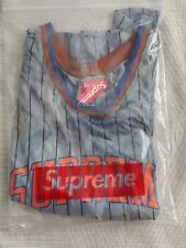Size Xl Supreme Dyed Basketball Jersey Blue/Orange Fw20 *In Hand*