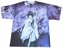 Mens Manga Anime Hentai Cartoon Cool Tshirt Adult Large