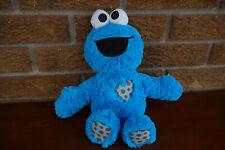 PLUSH Sesame Street GUND Soft COOKIE Monster HEART Stuffed Animal Doll #4052323