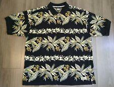 Tommy Bahama Mens Hawaiian Casual Polo Size Xxl