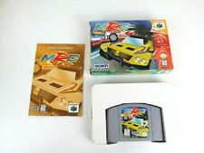 MRC Multi Racing Championship Nintendo 64 N64 Complete CIB Cleaned & Tested