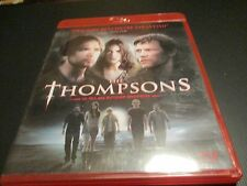 """BLU-RAY """"THE THOMPSONS"""" film d'horreur des BUTCHER BROTHERS"""