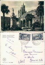PALERMO - CATTEDRALE - STATUA SANTA ROSALIA               (rif.fg.7659)