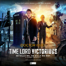 More details for dr/doctor who - big finish time lord victorious - he kills me he kills me not