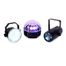 Sistemas y paquetes de luces de escenario para DJ y espectáculos