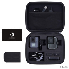 CamKix replacement Case compatible with GoPro Hero 7 / 6 / 5 Black - Perfect for