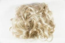 Champagne Blonde Blonde Short Wavy Wiglet Accessories Hair Pieces