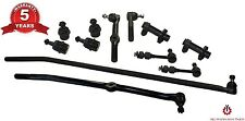 Dodge Ram 1500 & 2500 4WD Front Steering Tie Rod Ends Ball Joints Sway Bar Link