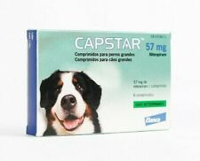 CAPSTAR Green 6 Tablets for Dogs over 25 lbs - FREE SHIPPING