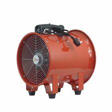 Olympus JetFlow OLY-C30/110 Dust / Fume Extractor Ventilator Fan 300mm 110V~50Hz