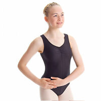 ROCH VALLEY SHEREE SLEEVELESS LEOTARD DANCE BALLET GYMNASTIC BLACK RED WHITE