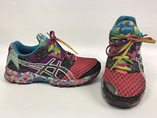 ASICS Gel-Noosa Tri 8 Running Shoes Womens Size 7 Multi Color