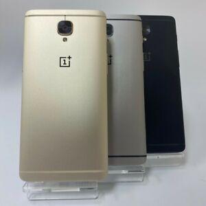 ONEPLUS 3T Dual-SIM 128GB / 64GB - Gunmetal - Unlocked - Smartphone Mobile