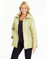 Dannimac Padded Jacket  SAGE Ladies UK 14 Box1431 e