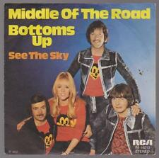 "7"" Single Middle Of The Road Bottoms Up / See The Sky 70`s RCA 74-16 213"