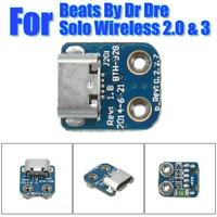 Micro USB Jack Charging Port for Beats by Dr Dre Solo 2.0 3.0 Wireless IC Module