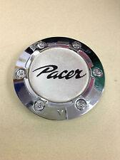 Pacer Silver Wheel Center Cap  C-617-1