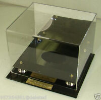 PITTSBURGH STEELERS FULL SIZE FOOTBALL DISPLAY CASE