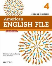 American English File, Level 4 by Clive Oxenden, Christina Latham-Koenig