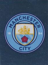 Champions League 17/18 - Sticker 155 - Club Badge - Manchester City FC