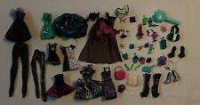 Monster High Doll Clothes, Shoes, and Accessories Lot