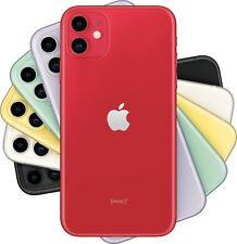 New Apple iPhone 11 6.1-inch 256GB REAL Dual SIM Hong Kong A2223 Unlocked FedEx