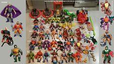 Vintage He-Man MOTU Masters of the Universe Lot RARE Scare Glow Ninjor Randor