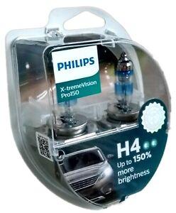 H4 PHILIPS X-treme Vision Pro150 2st 12342XVP-S2