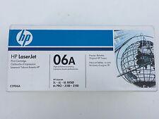 TONER HP 06 A NOIR NEUF SCELLE REF : CE505A