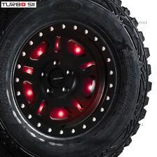 Round Spare Tire Light 3rd Brake Rear Tail Light for Jeep Wrangler JK JKU 07-17