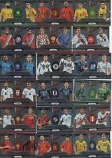 PANINI PRIZM WORLD CUP 2018 CONNECTIONS COMPLETE SET #1-20
