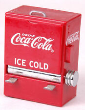 Vintage 1995 Coca-Cola / Coke Vending Machine Toothpick Dispenser
