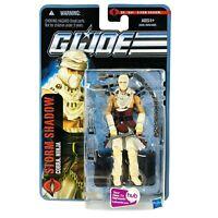 GI Joe POC Pursuit Of Cobra Ninja Storm Shadow Desert Action Figure - No. 1004