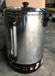 Catering Tea/Soup Urn - Used Once - Excellent Condition