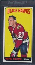 1964/65 Topps #041 Wayne Hillman Blackhawks EX/MT *149
