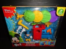 DISNEY JUNIOR MICKEY MOUSE CLUBHOUSE MOUSKA MAKER WIND UP EXPRESS NEW