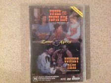 DVD, Double Feature, Under The To to Rim, Tim Holt & Sunset Pass, James Warren