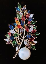 ***Wow!!!!! Lovely Christmas gift -Lux Christmas tree-Rare Real fresh pearl !!**