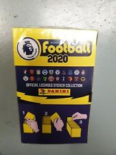 Panini Football 2020 Official Sticker Collections Full  Box (100)