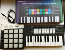 NOVATION LAUNCHKEY MINI MK3 --- IRIG PADS