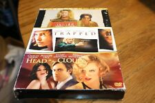 3 Movies:  Monster/Trapped/Head In the Clouds