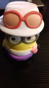 """Despicable Me 3 Minions  Squishy Figure 10cm 4"""" collectable"""