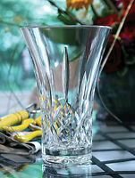 """WATERFORD LISMORE 8"""" FLARED VASE new"""