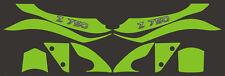 Adesivi Kawasaki Z750 K6 2006 green- adesivi/adhesives/stickers/decal