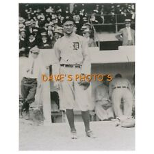 Nice 8X10 B&W Photo Print of TY COBB Free Shipping