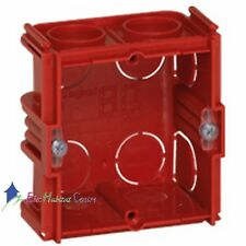 Lot de 50 boites encastrement batibox 1 poste prof.40 Legrand 80141