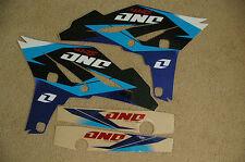 One Industries Delta Gráficos Yamaha WR450F WRF450 2012 2013 2014 2015