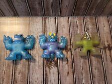 Heroes Of Goo Jit Zu Dino X-Ray TERRACK, TRIOPS, TYRO Lot of 3 Used
