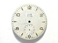 Esfera GACER WATCH ancre 15 rubis 35mm Dial original calibre ETA 853